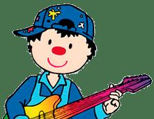 Guitarrista - El Taller de los Artistas - Jardin Infantil